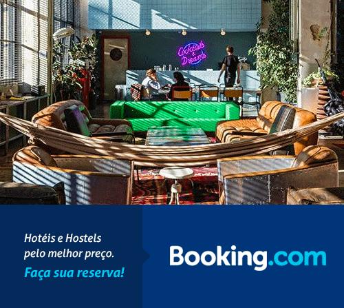 Booking: Faça sua reserva!