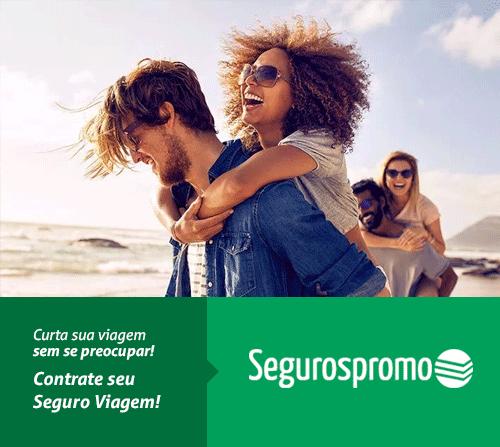 SegurosPromo: Faça seu seguro viagem!