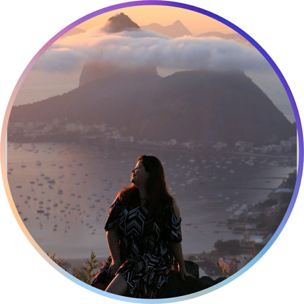Fundadora do Blog Carimbo e Passaporte